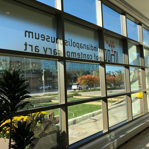 Museum Window Film