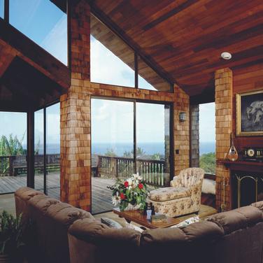 Mountain Home Window Film V45