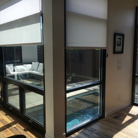 Modern Home Window Film