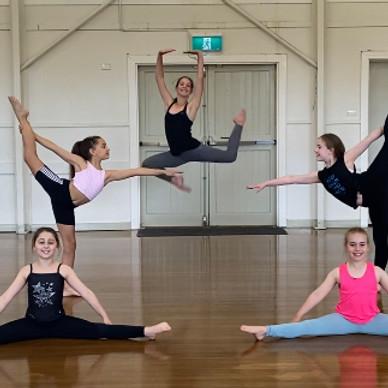 2021 January Dance Workshop