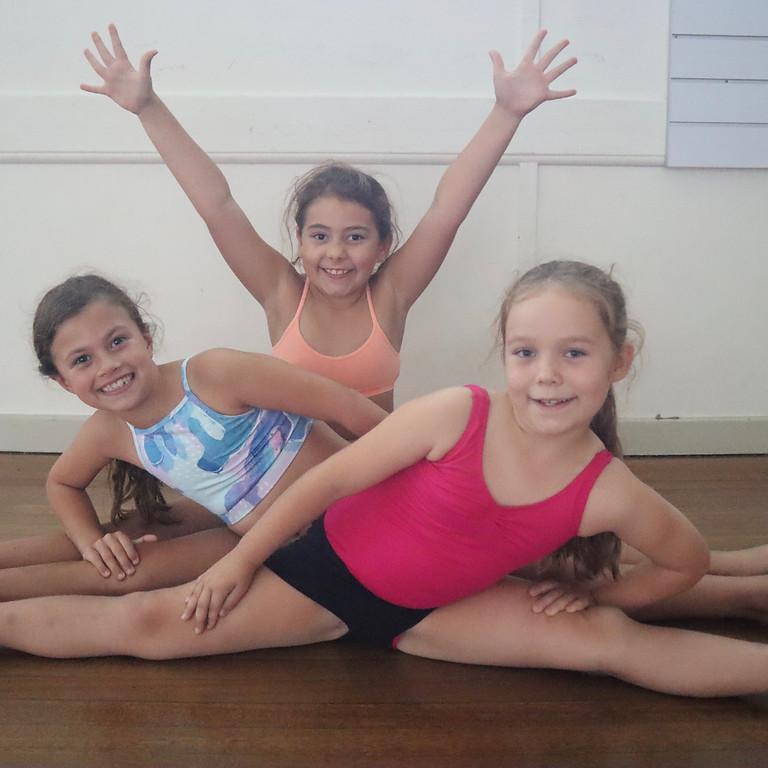 2020 January Holiday Dance Workshop