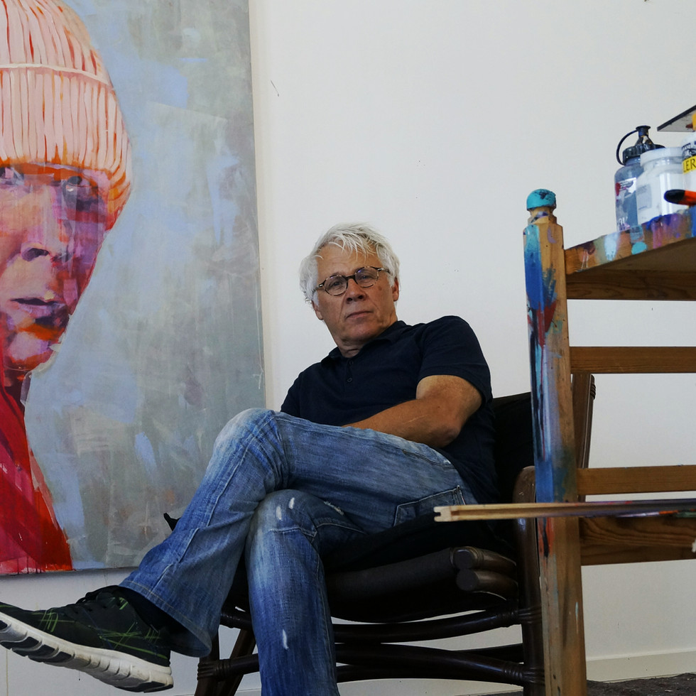 Painter Erik Formoe