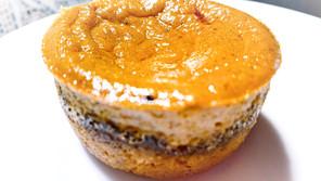 Glutenfreie und Milchfreie Käsekuchen Torteletts