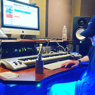 12 Studio -- Production Session