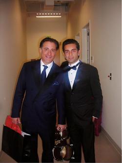 Arsi Nami & Andy Garcia