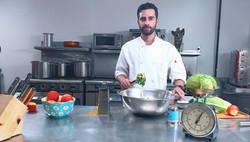 Arsi Nami French Chef for Preheels