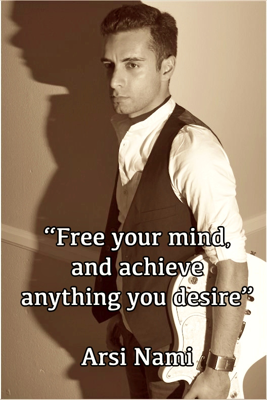 "Flickr - ""Free your mind, and achieve anything you desire"" Arsi Nami"