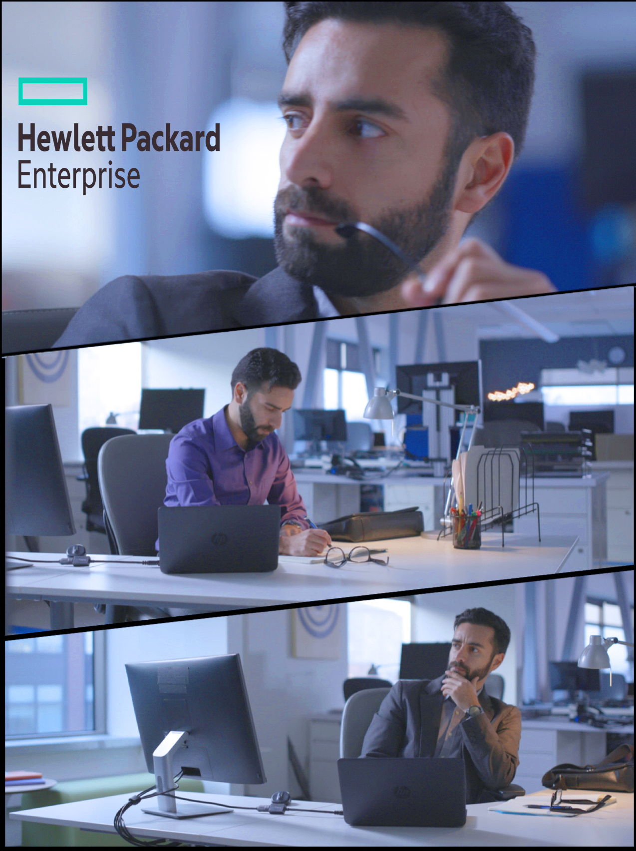 Arsi Nami in HPe Commercial