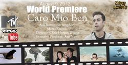Flickr - Arsi Nami - Caro Mio Ben (feat Kryphon) World Premiere August 9, 2013