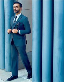 Arsi Nami Suit Lifestyle