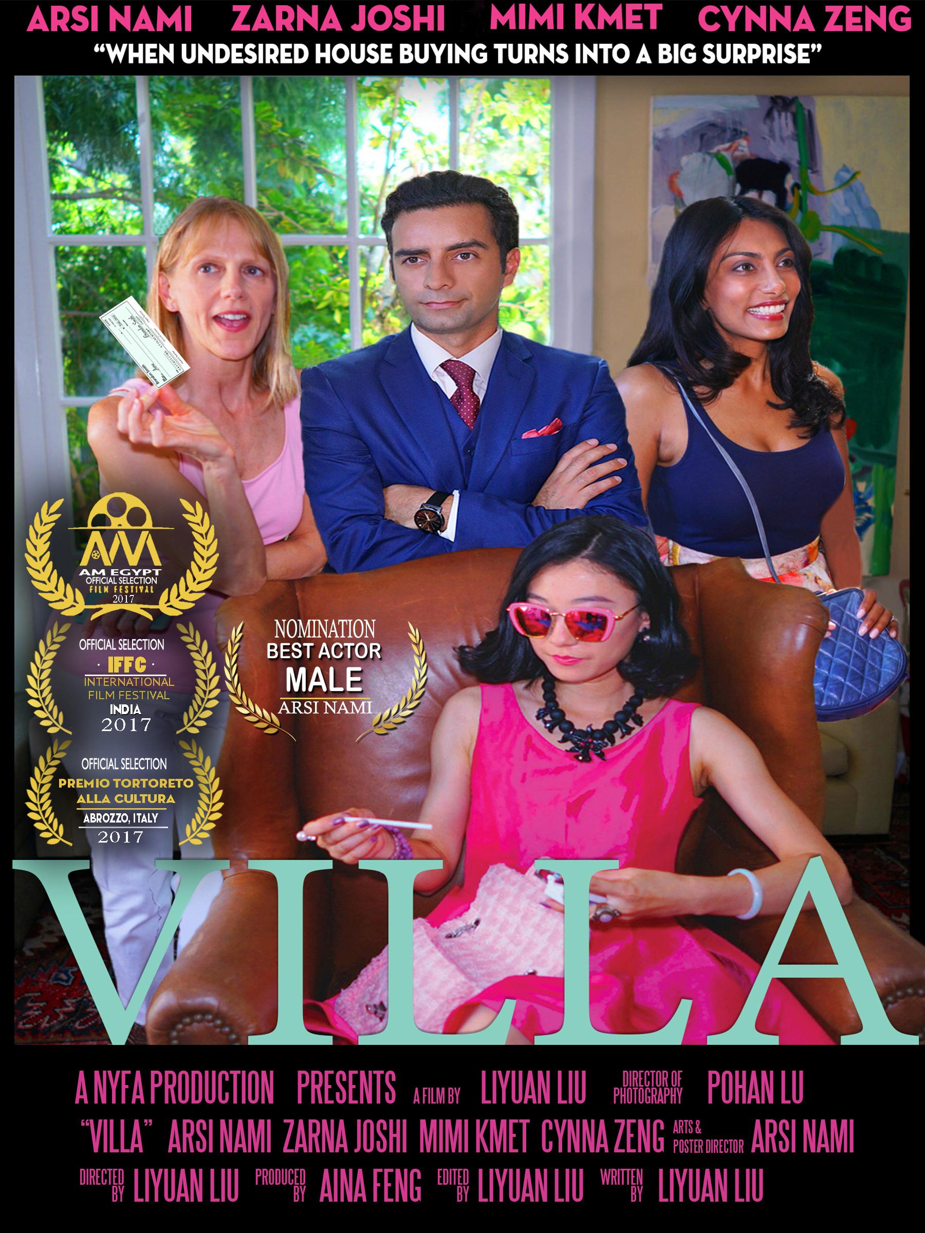 Arsi Nami in Villa (2017)