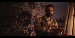 Arsi Nami as Vincent-Camelia (2017)
