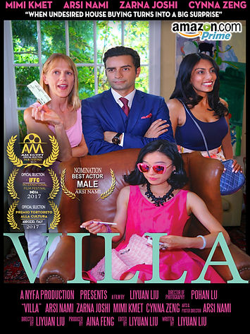 Arsi Nami in Villa Comedy Film