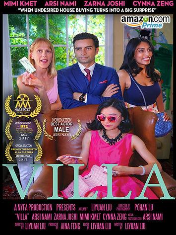 Arsi Nami in Villa Comedy Film