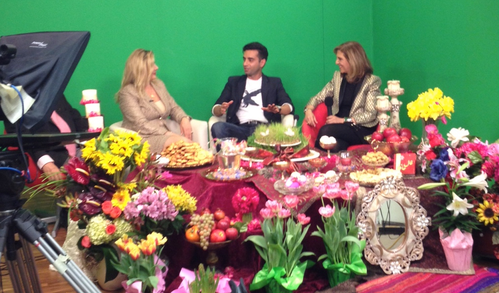 Flickr - Arsi Nami Live at Tin TV Persian Norooz Show