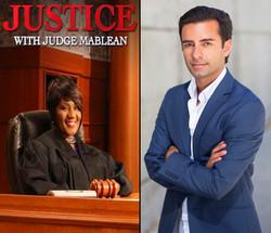 Arsi Nami in Justice w Judge Mablean