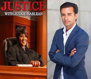 Arsi Nami on TV Show Justice with Judge Mablean a