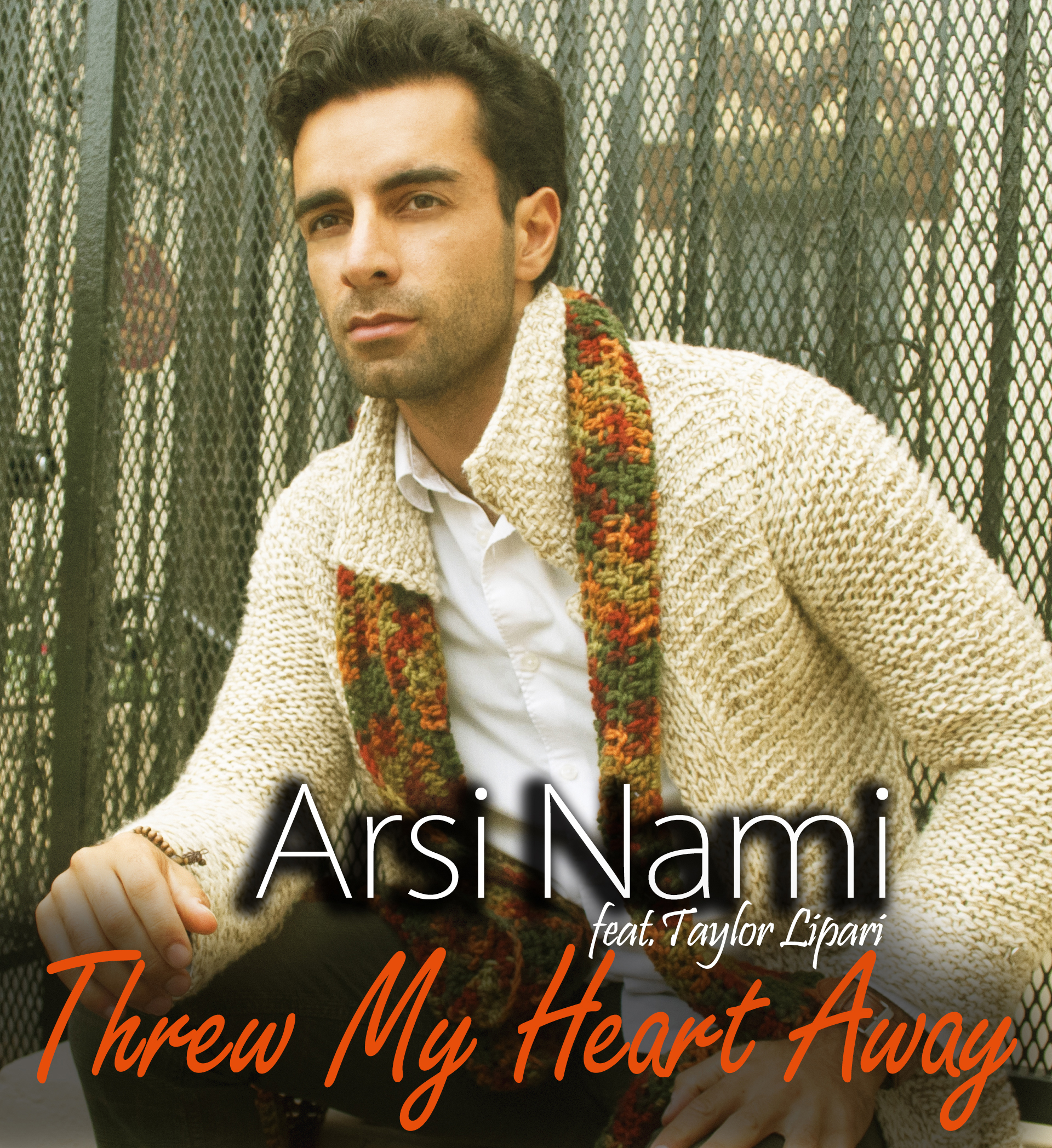 Arsi Nami - Threw My Heart Away