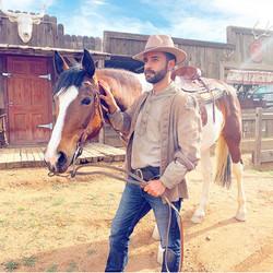 Arsi Nami Cowboy in Film