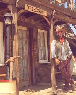 Arsi Nami Cowboy in Mutesix (2018)