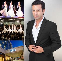 Featured groom Hilton Pasadena