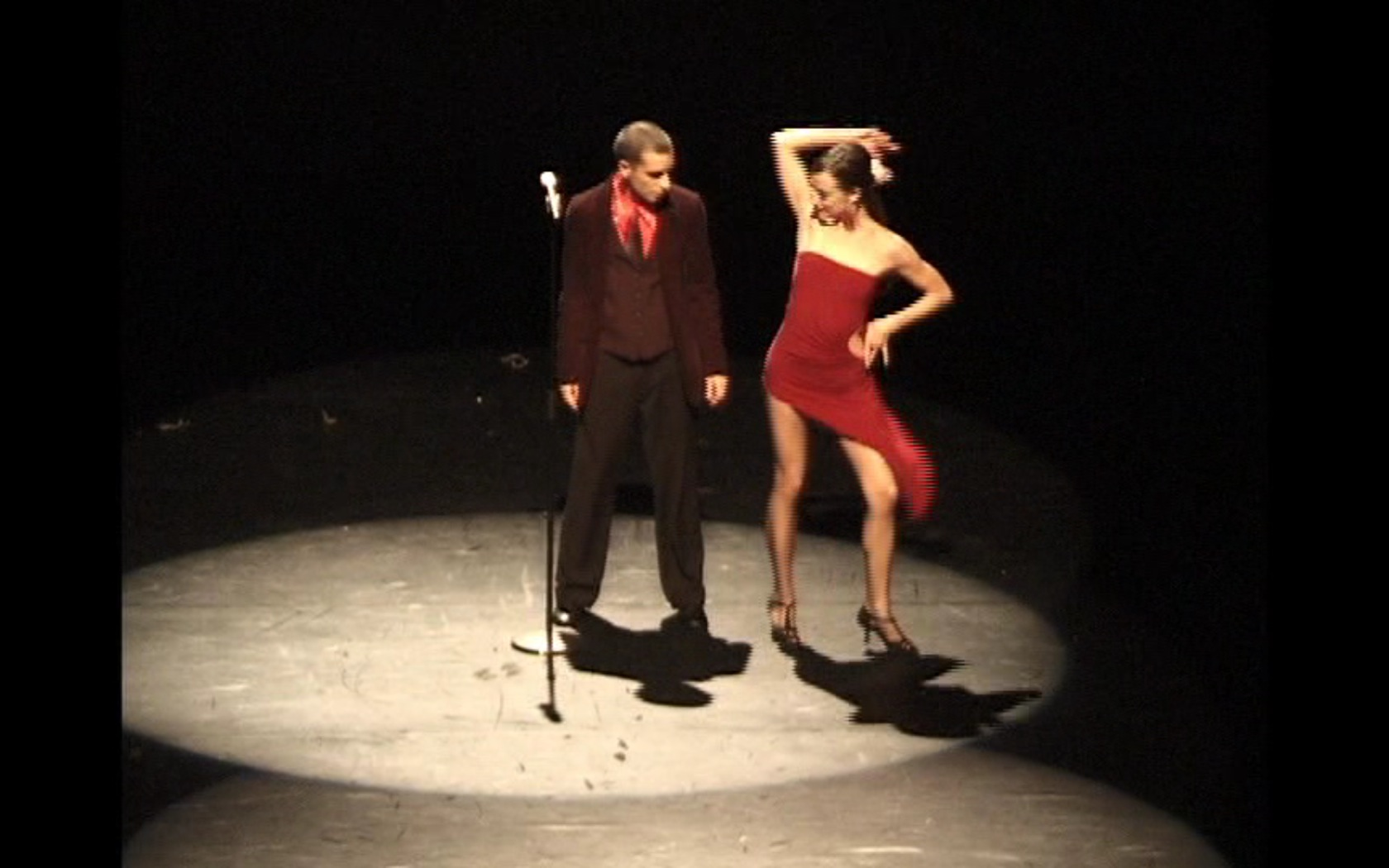 Arsi Nami performance atThe Broad