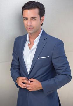 Arsi Nami Blue suit 2