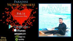 Arsi Nami paradise release Valentine