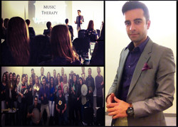 Flickr - Arsi Nami  Guest lecturing about Music Therapy, my cultural journey fro