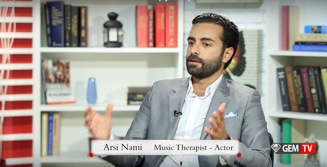 Arsi Nami guest on GEM TV