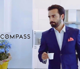 Arsi Nami in Compass commercial