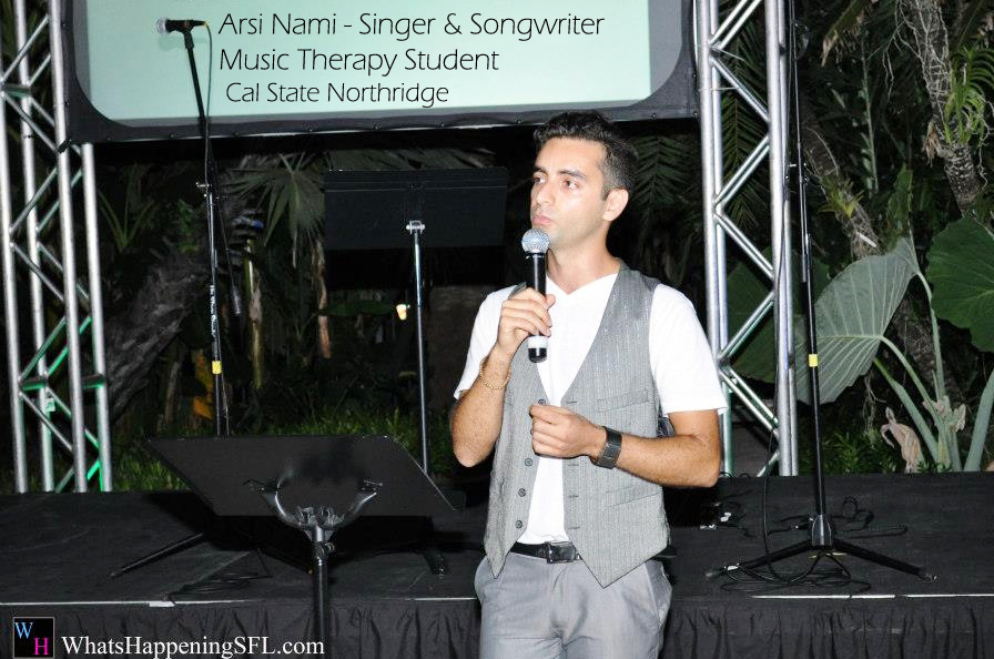 Flickr - Arsi Nami - Guest Speaker in Miami (Music For Your Heart Foundation)