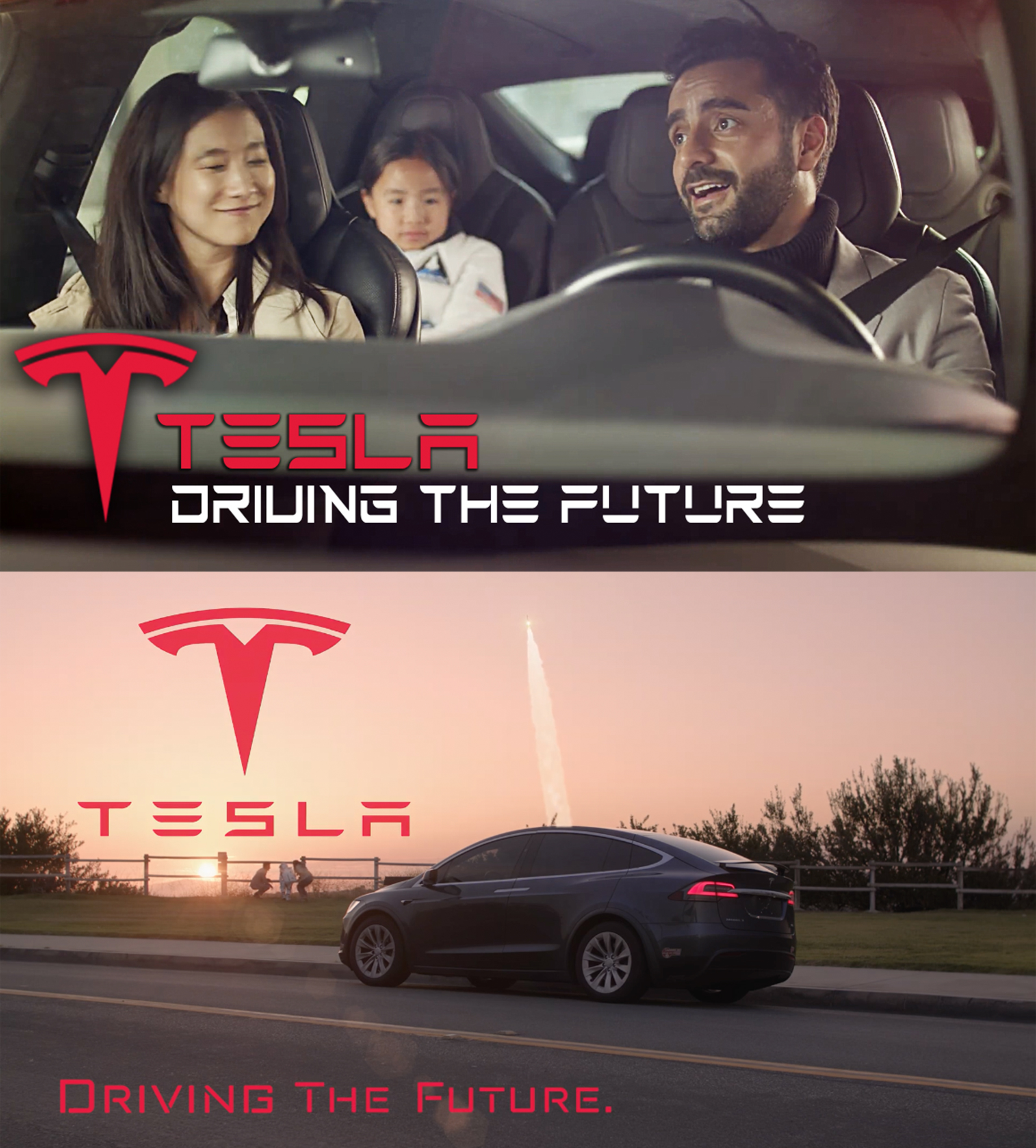 Arsi Nami: TESLA Driving the future