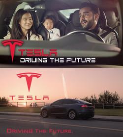 Arsi Nami: TESLA Driving the future