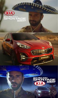 Arsi Nami :Kia Sportage Commercial