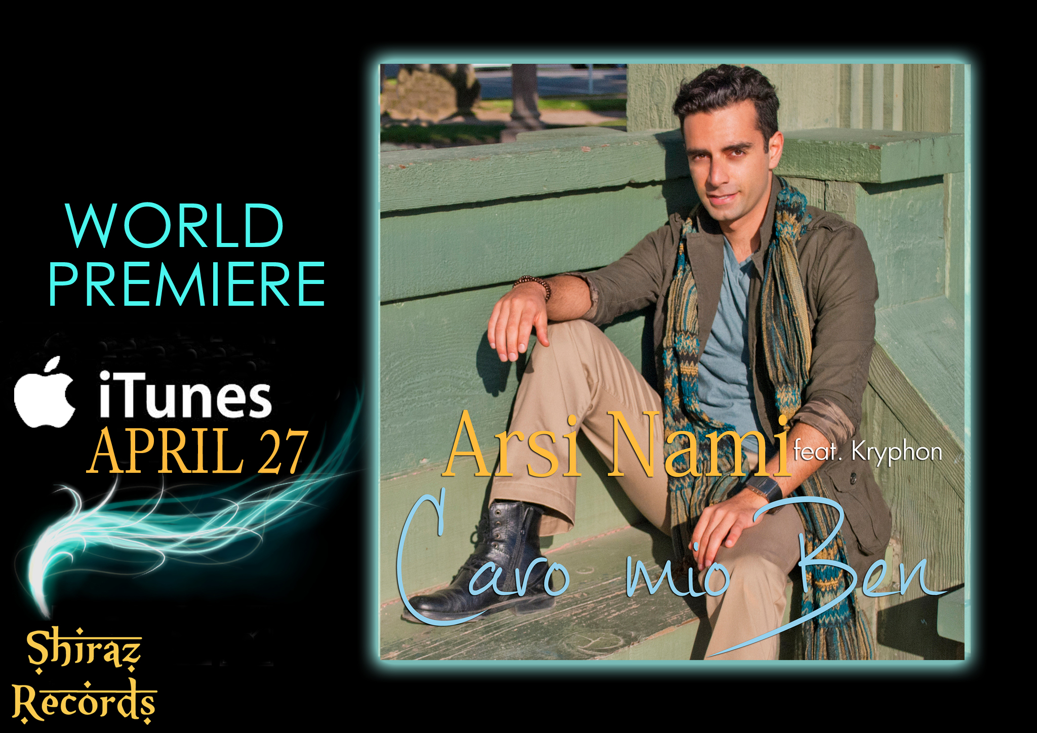 Flickr - World Premiere April 27, 2013 - Caro Mio Ben - Arsi Nami feat.jpg