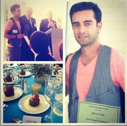 Flickr - Arsi Nami receives the 2013 Bayramian Art Scholarship Award