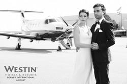 Arsi Nami groom for Westin Hotels
