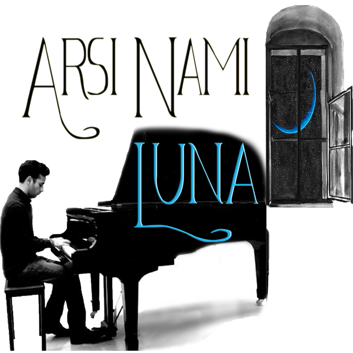 "Flickr - Shiraz Records announce Arsi Nami upcoming piano song ""Luna"", world pre"