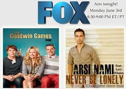Arsi Nami's music on Fox GoodwinGame