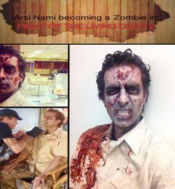 Arsi Nami zombie