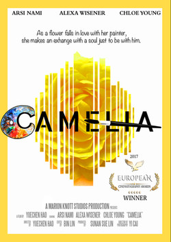 Camelia (2017) Arsi Nami as Vincent