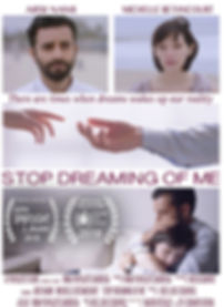 Arsi Nami in Stop Dreaming of Me Film