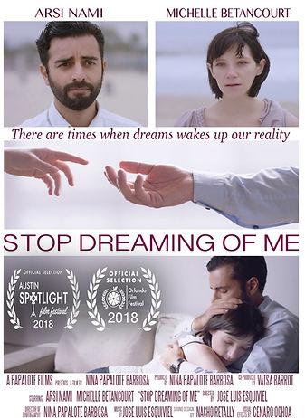 Arsi Nami in Stop Dreaming of Me Film