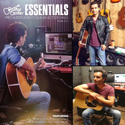 Arsi Nami on Guitar Center Print