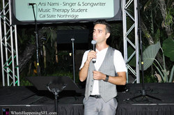 Arsi Nami - Guest Speaker Miami