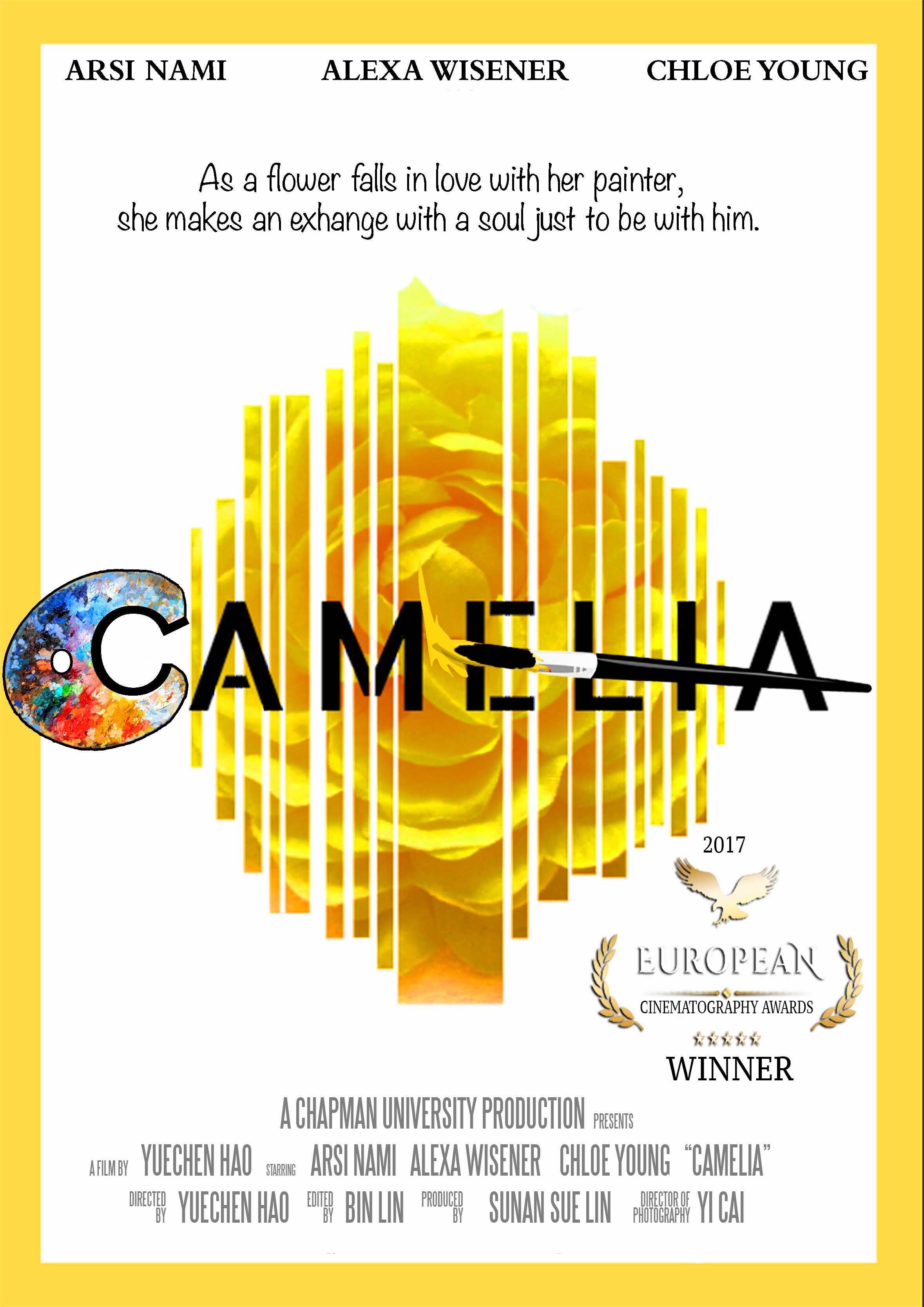 Camelia (2017) Arsi Nami