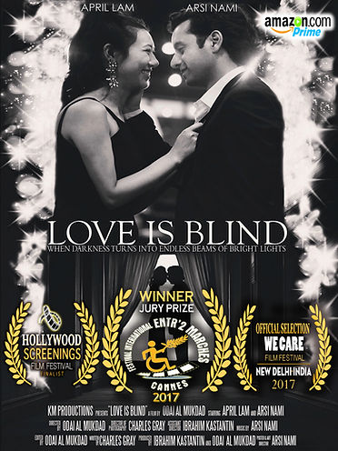 Arsi Nami Jury Prize Winner Cannes Film Festival in Love is Blind