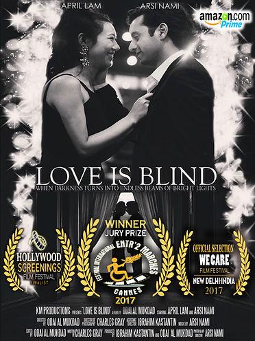Arsi Nami Jury Prize Winner Cannes Film Festival in Love is Blind