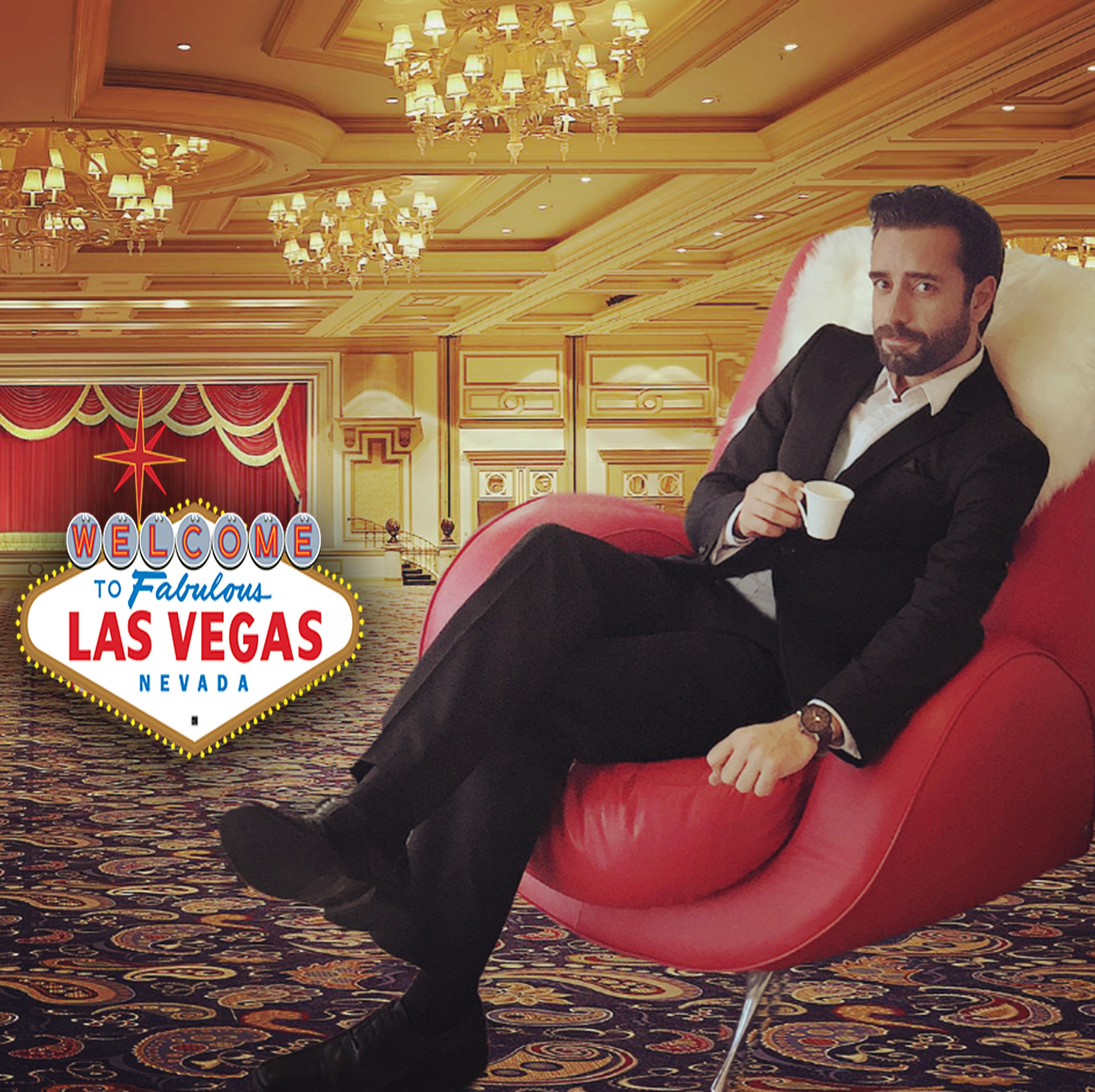 Arsi Nami Las Vegas lifestyle